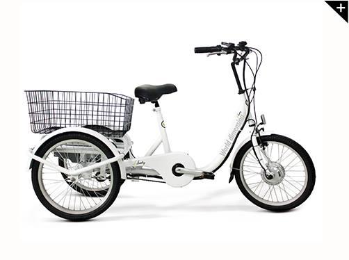 Triciclo Liberty